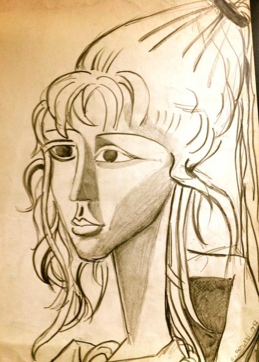 001_ragazza Picasso_180 coloré - Version 3