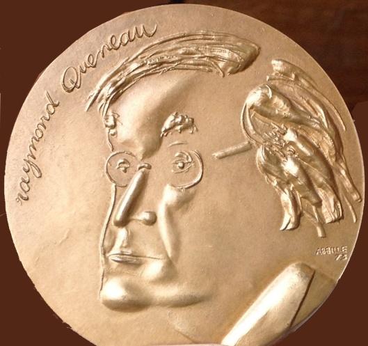queneau médaille